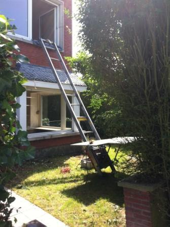 Ladder lift 2