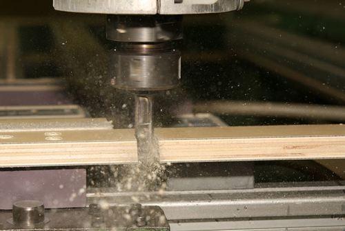 5-Achs CNC Fräsen