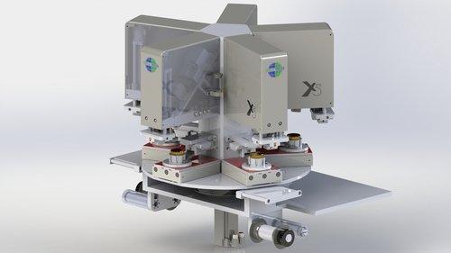 Tampondruckmaschine X-5