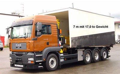 Garagentransporter Typ 142/7