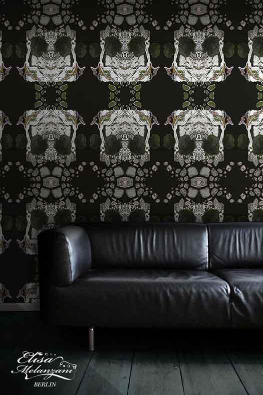 high quality fleece wallpaper