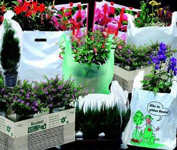 Gardening packaging