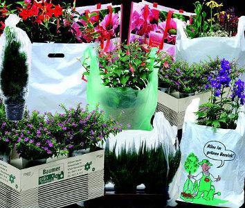 Gardening packaging