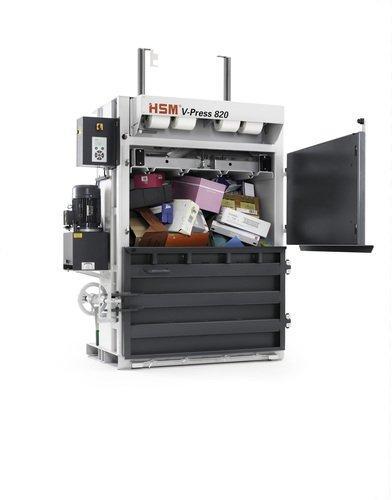 HSM V-Press 820 eco