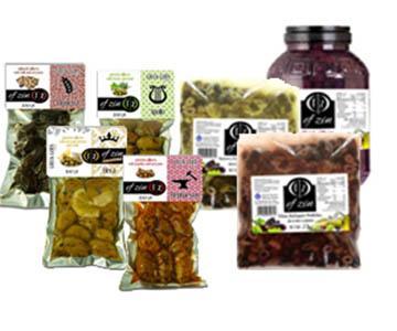 Ef Zin Table Olives