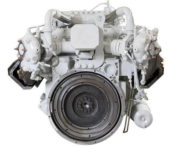 MAN Gas Exchange Engines