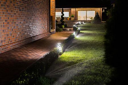 Garden lights | LED LINE DESIGN ™