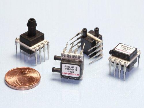 Mini board-mount Drucksensoren