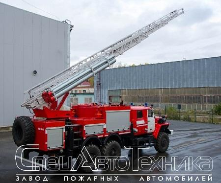 Fire tanker with ladder FTL-4,0-60-24 (4320)