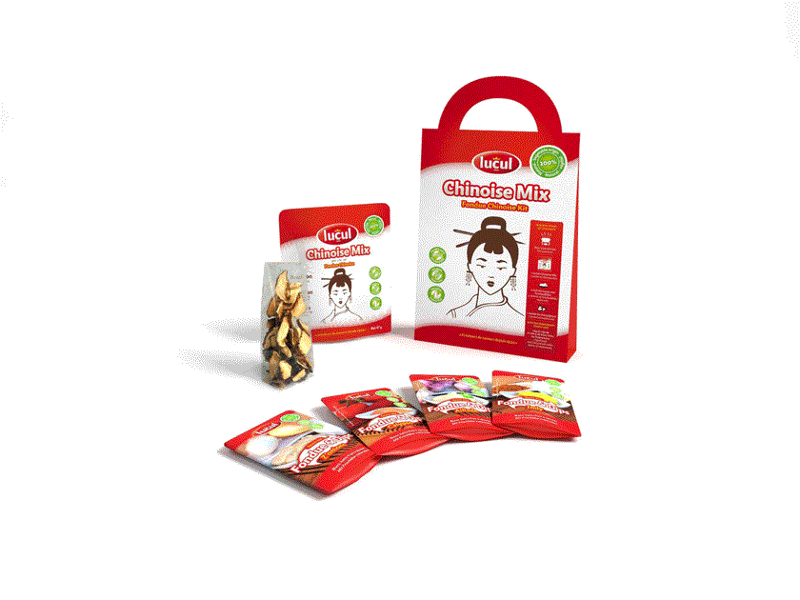 100 % natural and allergen free, perfect for your meals with your family. Friendly and easy to prepare