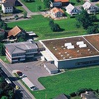 Firmenzentrale Luftbild