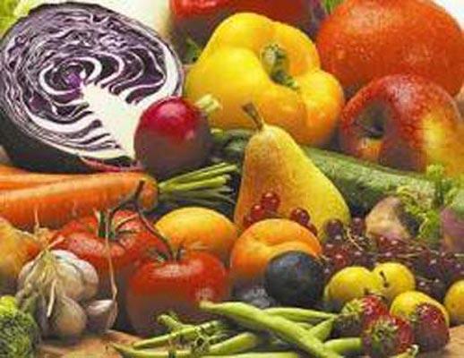 Import export di frutta e verdura