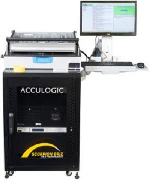 A compact, totally customizable,  all-in-one test station. It can be configured to perform in-circuit, functional & boundary testing, and in-system programming.