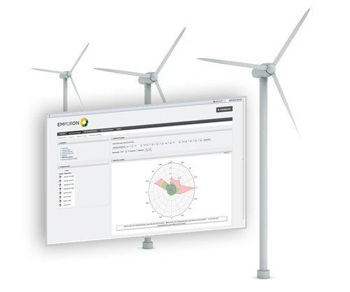 EMPURON VISUAL Windkraft