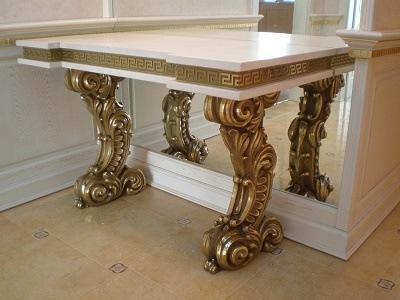 Brass / Bronze + Marble Functional Art
