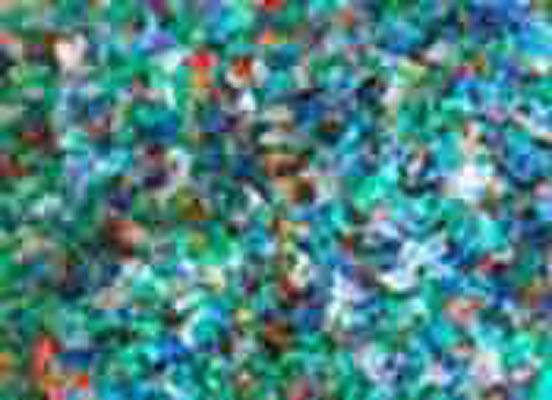 Differenti tipologie di riciclato