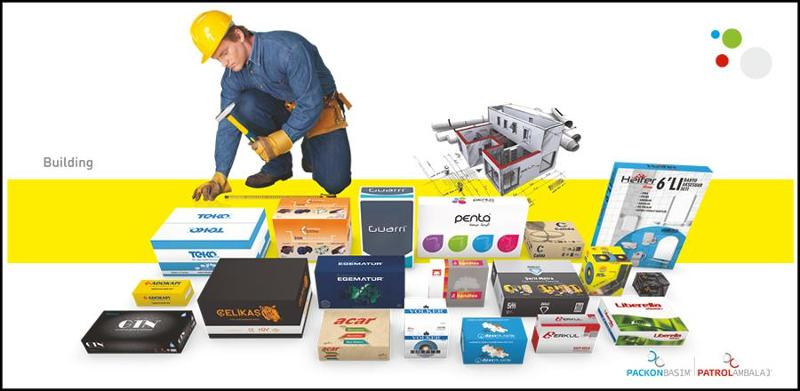 Carton Boxes for heavy duty products
