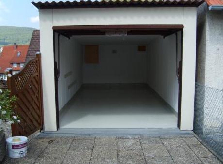 Garagenbeschichtungen