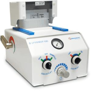 Presston 100 - Überdruckstation