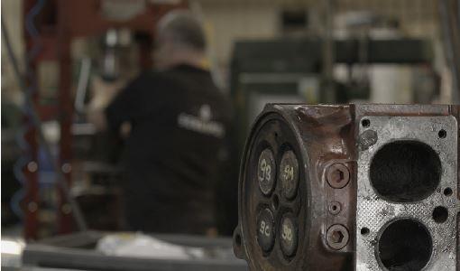 • Main dual-stroke marine engines maintenance, serviceand overhauls • Four–stroke marine diesel engines maintenance, service and overhauls • Restoration of used engine parts