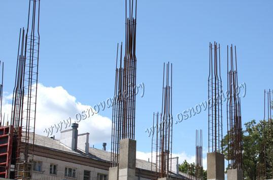 Пространственные арматурные каркасы применяются для таких железобетонных изделий, как сваи, трубы, колонны, опоры электропередач