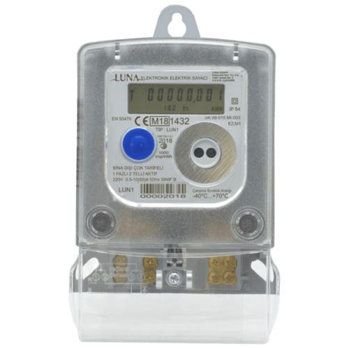 Wechselstromzähler LUN10 mit MID