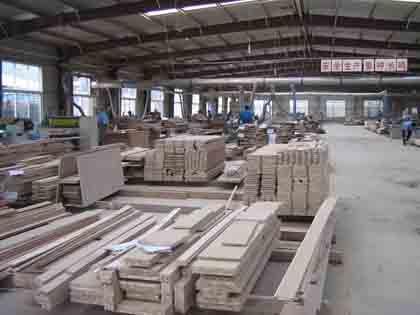 wooden door factory