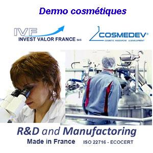 R&D and Manufactoring Dermo Cosmetic