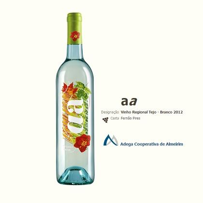 Vinho Regional Tejo Branco Leve (0,75L)ADEGA COOPERATIVA DE ALMEIRIM