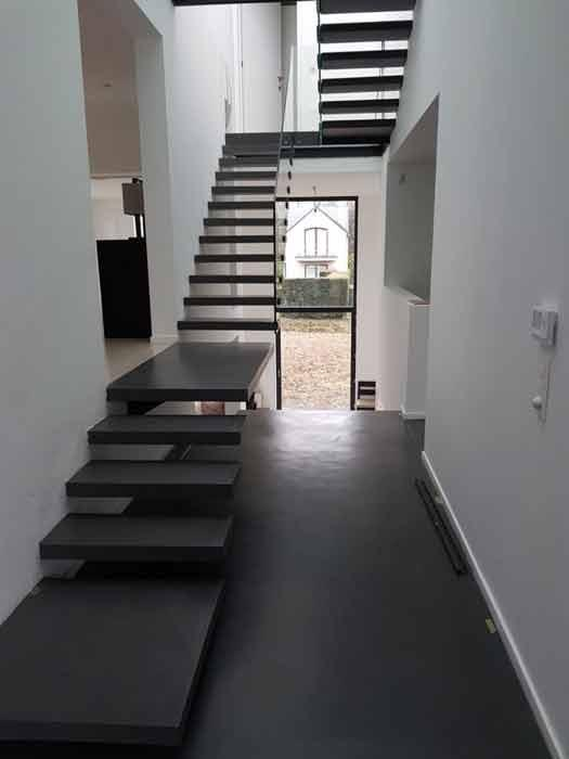 Escalier sur mesure design