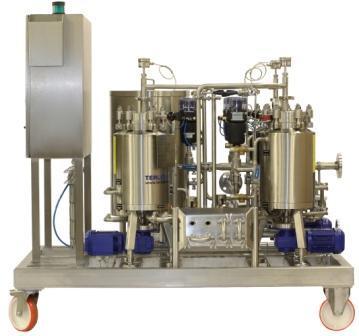 Terlotherm® Scraped surface heat exchanger
