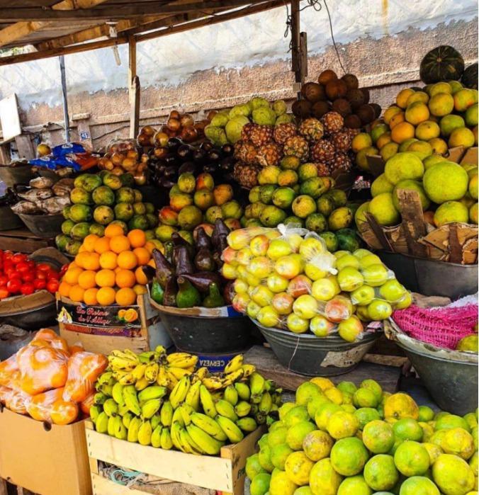 Import fruits exotiques