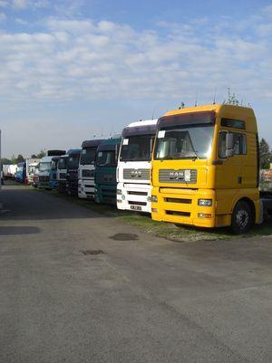 Fahrzeug Stand 2009
