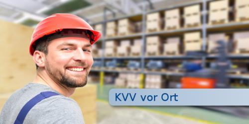 KVV vor Ort Service