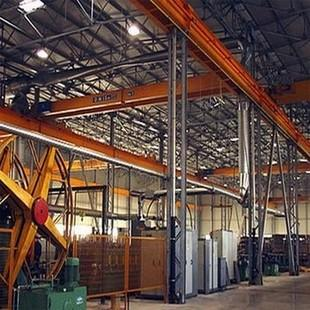 Factory for the manufacture of steel tubes – Yugotub Serbia.