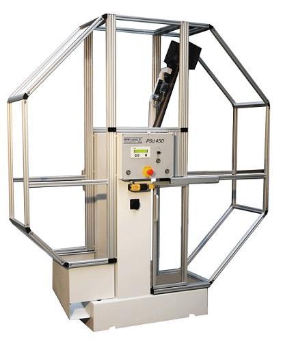 Für Kerbschlagbiegeversuche mit einer maximalen Schlagarbeit von 450 J