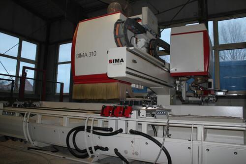 CNC Bearbeitung BIMA 310V