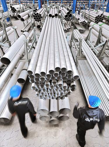 WITTE stainless steel tubes