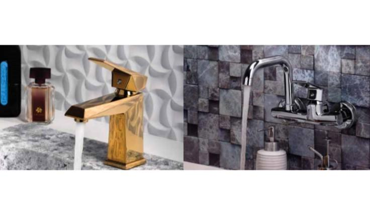 Shower mixers & faucets