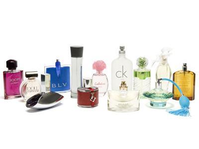 Perfumes y productos de belleza
