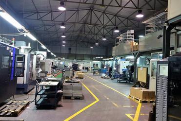 C.M.C. S.r.l. produce una vasta gamma di componenti meccanici ad elevata precisione