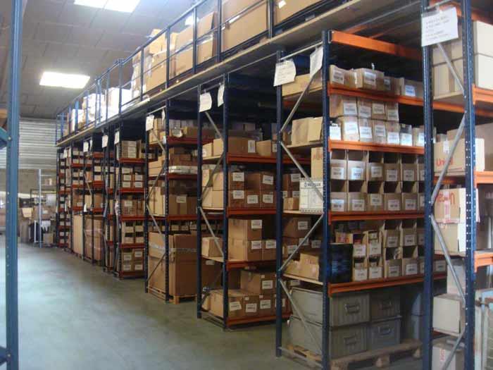 logisticien gestionnaire de stocks