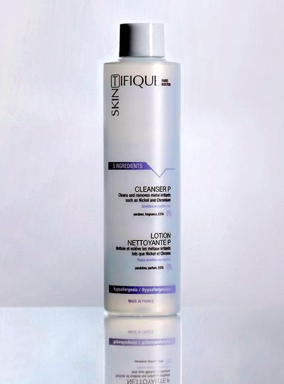 A new generation micellar lotion for skin cleansing. Removes impurities and also pollutants, including metals, at surface of skin. Based on exclusive, proprietary technologies