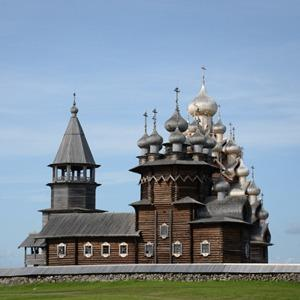 Kizhi Island in summer