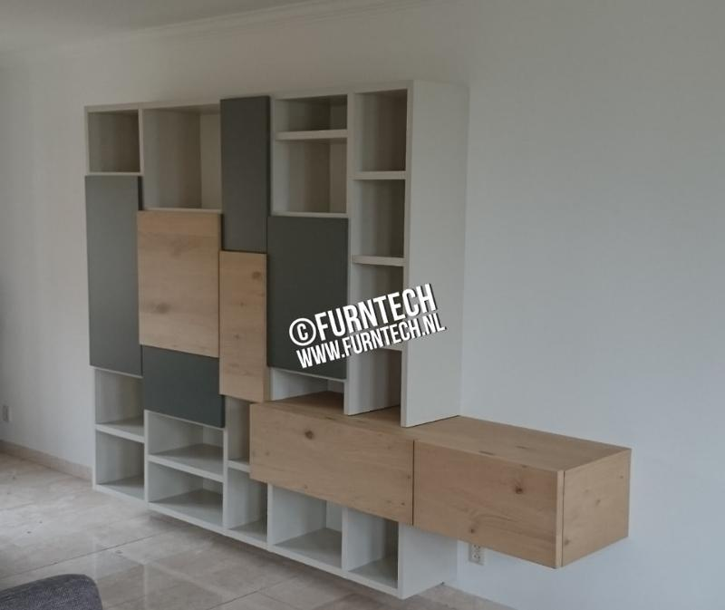 Furniture assembly - living room project