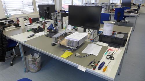 Moderne Arbeitsplätze mit ESD-Schutz