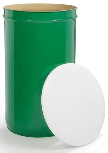 White lid for tomatoe