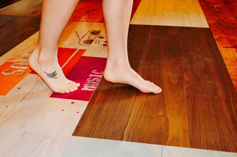 Enjoy & Be cool with your heating floor