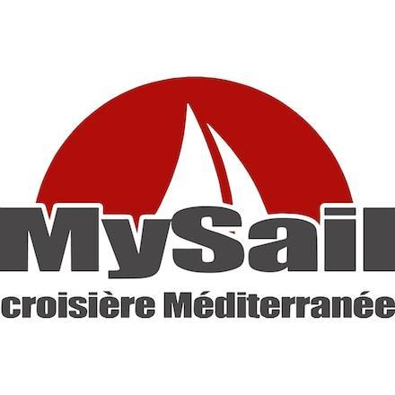 Logo My Sail croisière Méditerranée