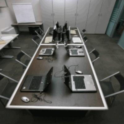 x.men sala riunioni